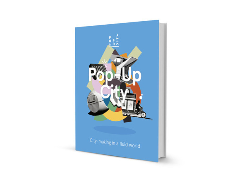 The Pop-Up City Book's video poster