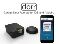 Dorr: Garage Door Remote for iOS and Android