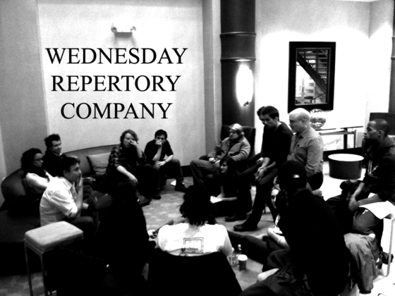 Wednesday Repertory Company Presents: UNDER THE TABLE's video poster