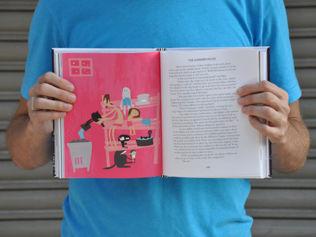 The End of Winter: Jörgits Printed Book's video poster