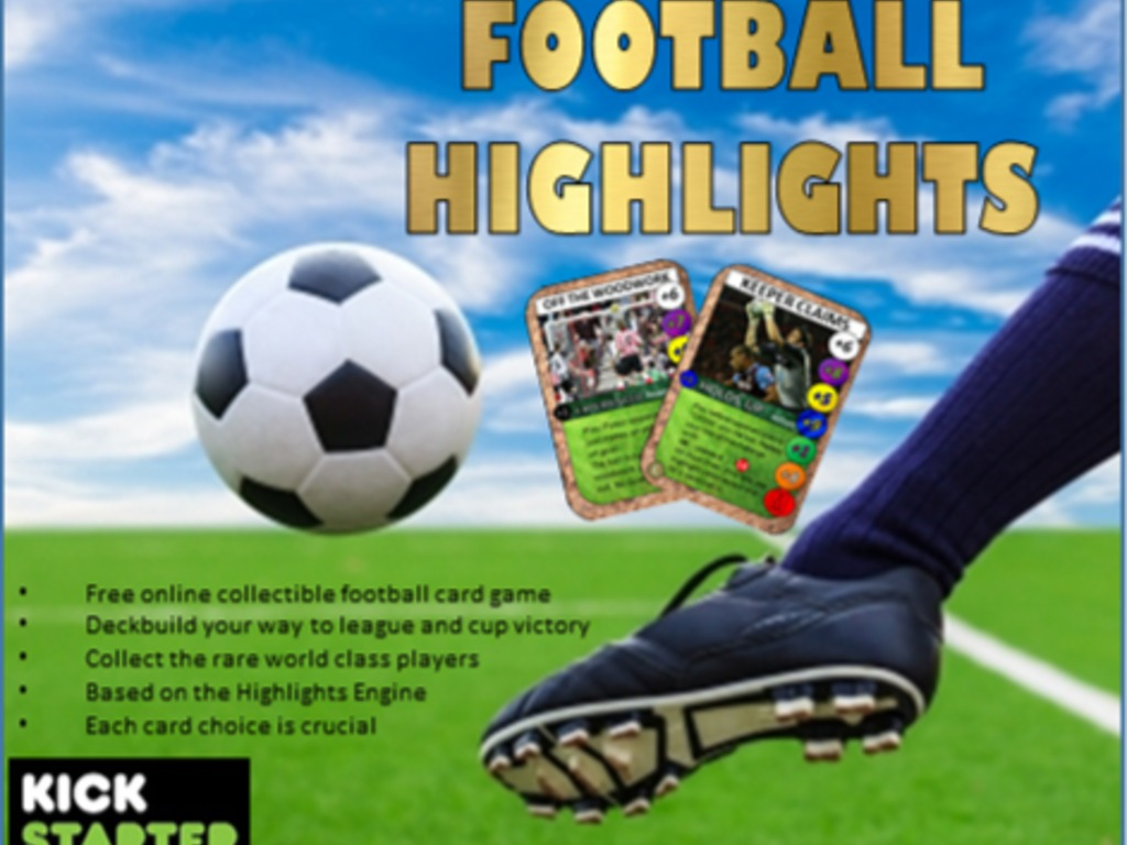 play reverse online football card game online