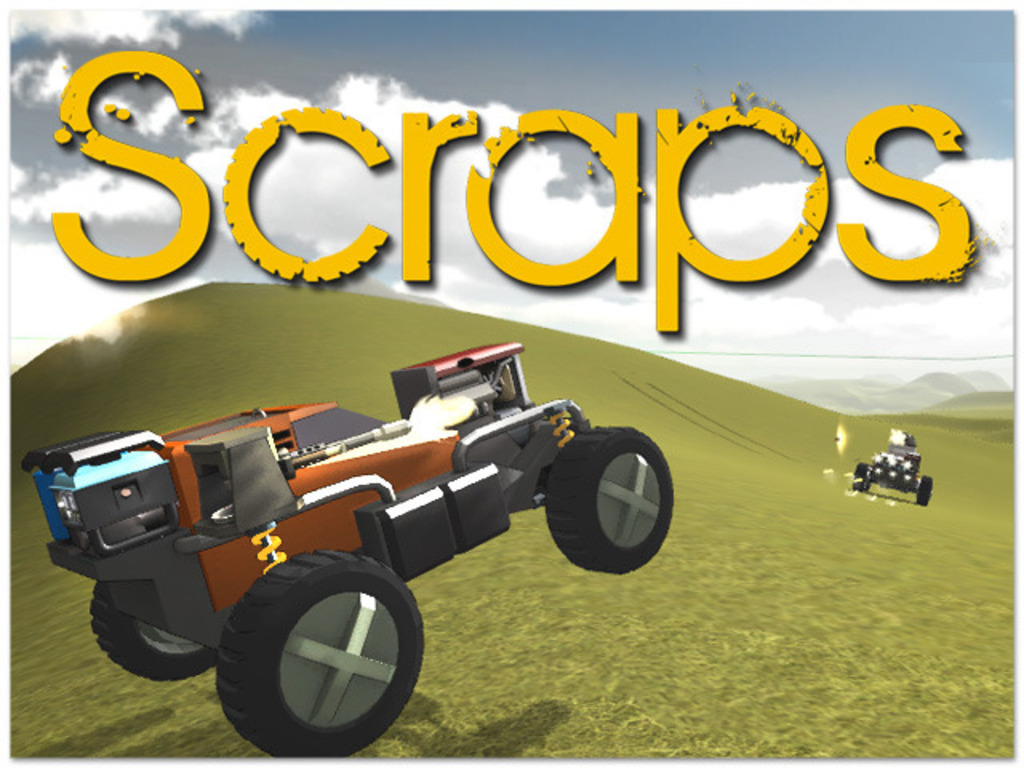 Scraps: Customisable vehicle combat for Windows/Mac/Linux's video poster