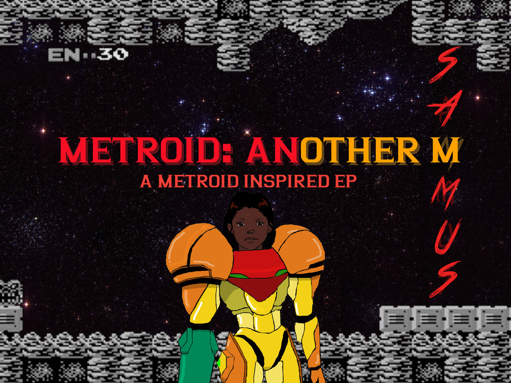 AN[OTHER M]: A Metroid Inspired EP's video poster