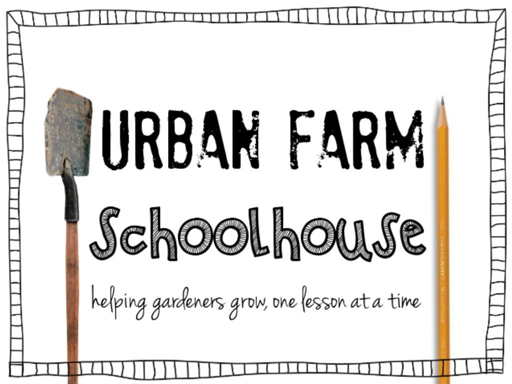 Urban Farm Schoolhouse's video poster