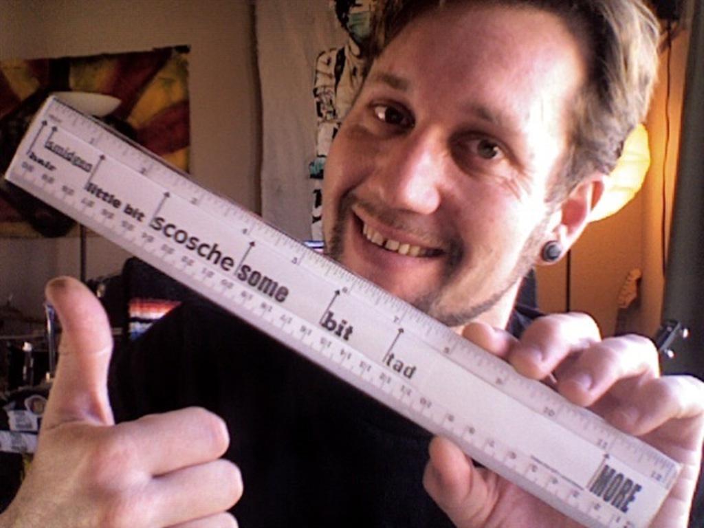 Smidgen Stick - The Smidgen measurement system.'s video poster