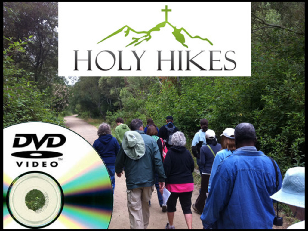 Holy Hikes DVD - Rebuilding Communion with All of Creation's video poster