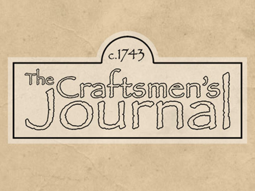 "The Craftsmen's Journal - The ""Re-restoration"" Pilot Episode's video poster"