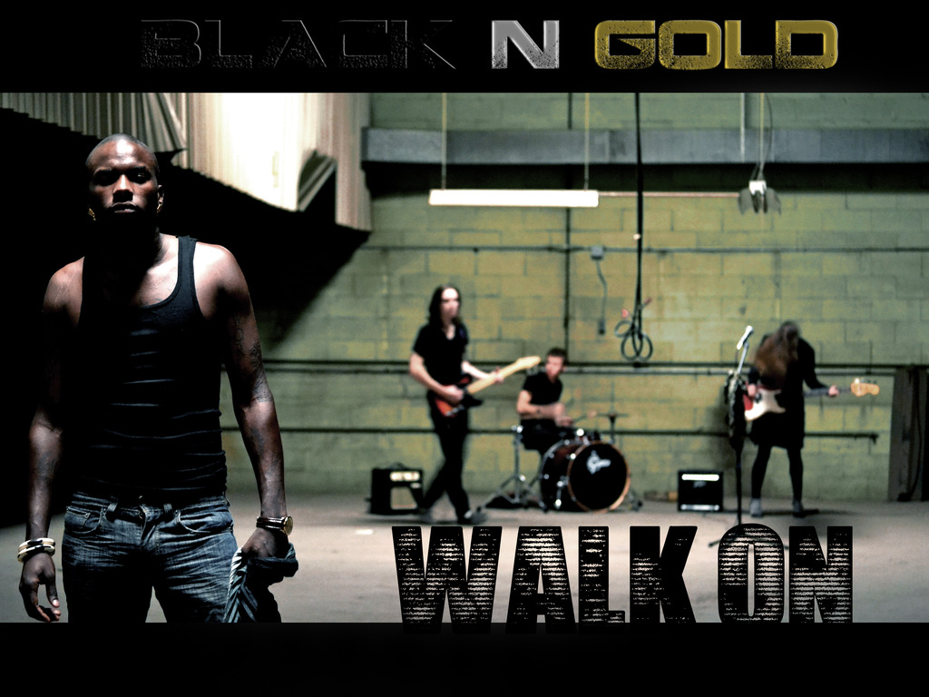 Help Black n Gold finish the Rock Album!'s video poster