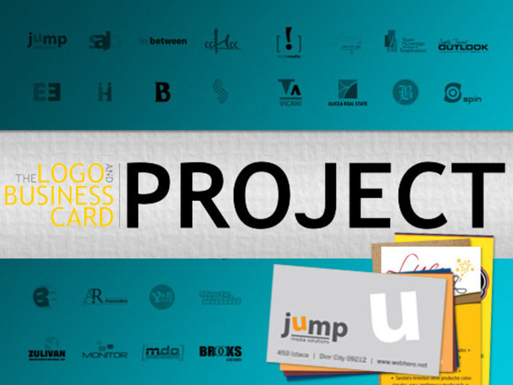 The Logo and Business Card Project's video poster