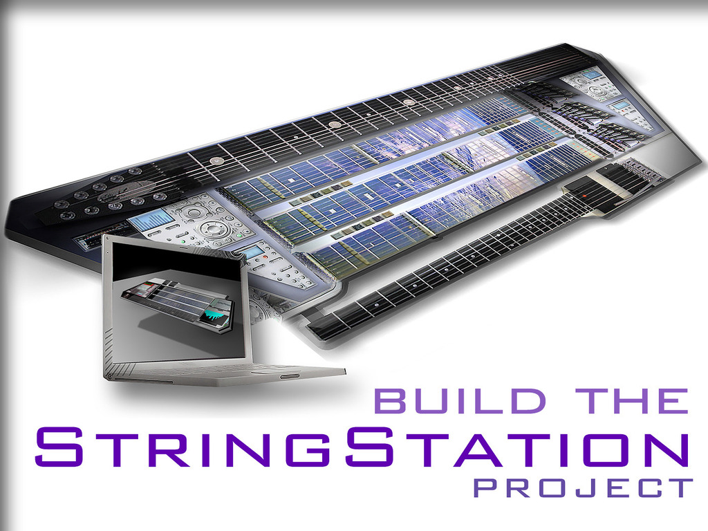 STRINGSTATION PROJECT's video poster