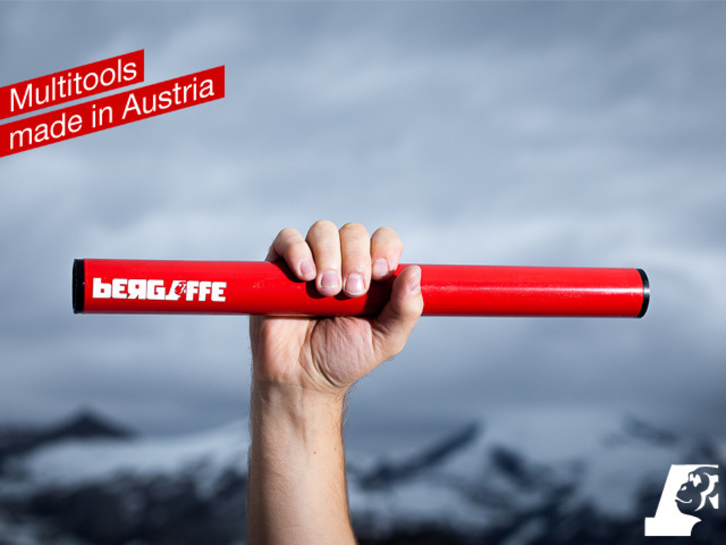 Bergaffe - a simple tube with lots of possibilities.'s video poster