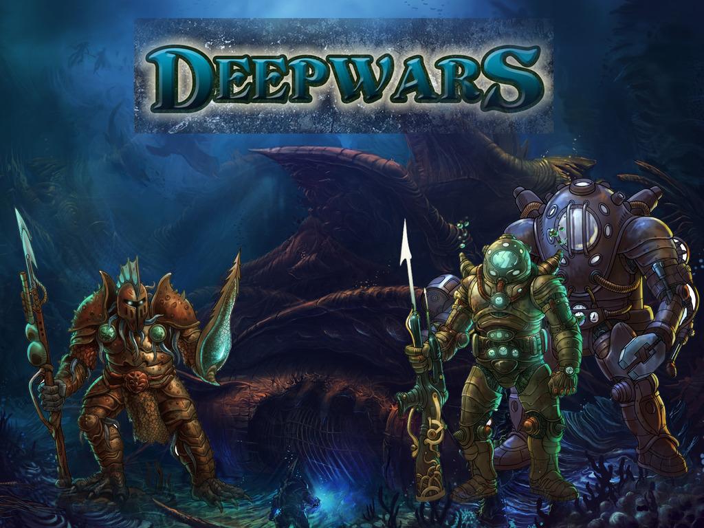 DeepWars - Tabletop Combat in the Abyssal Depths's video poster