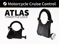 ATLAS Throttle Lock: A Universal Motorcycle Cruise Control