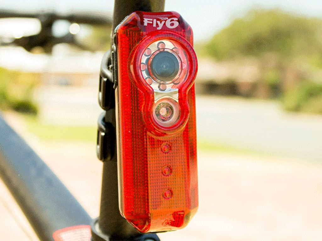 Fly6 Cycling Accessory | HD Camera & Tail-Light Combo's video poster