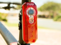 Fly6 Cycling Accessory | HD Camera & Tail-Light Combo