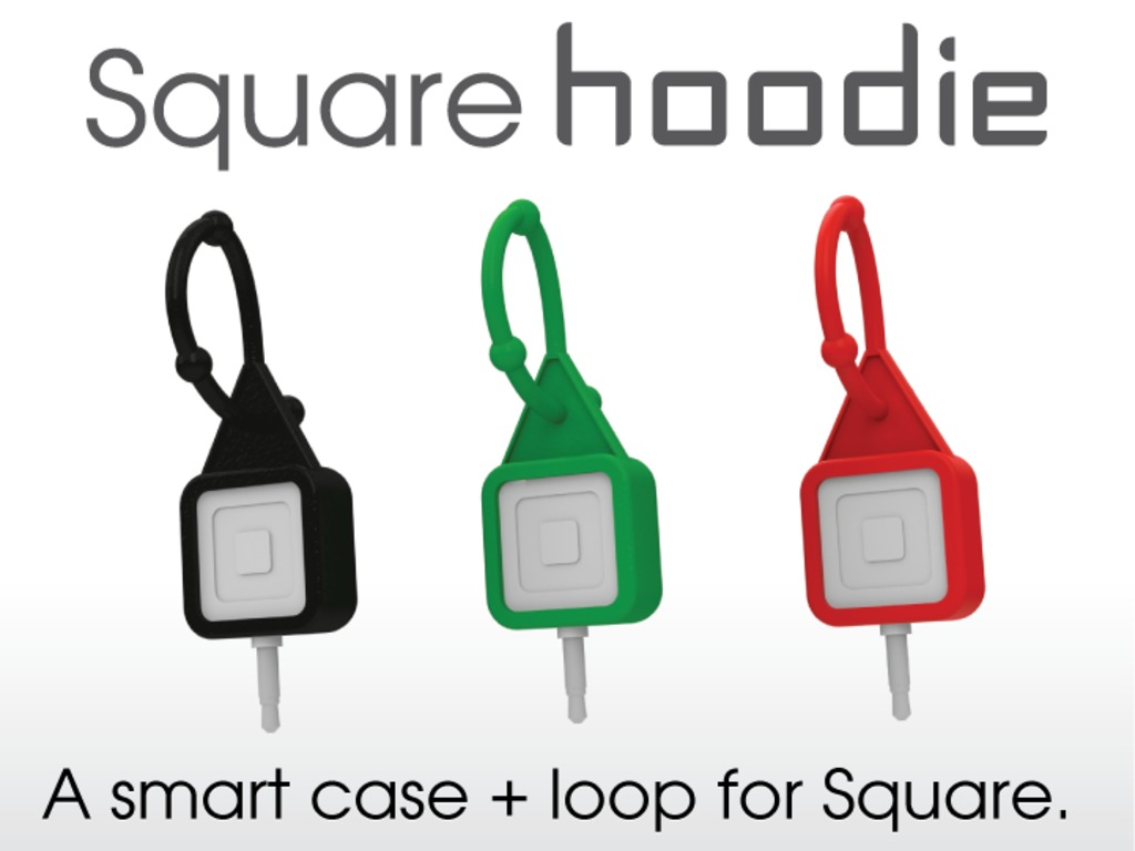 Square Hoodie: A Case + Loop for the Square Card Reader's video poster