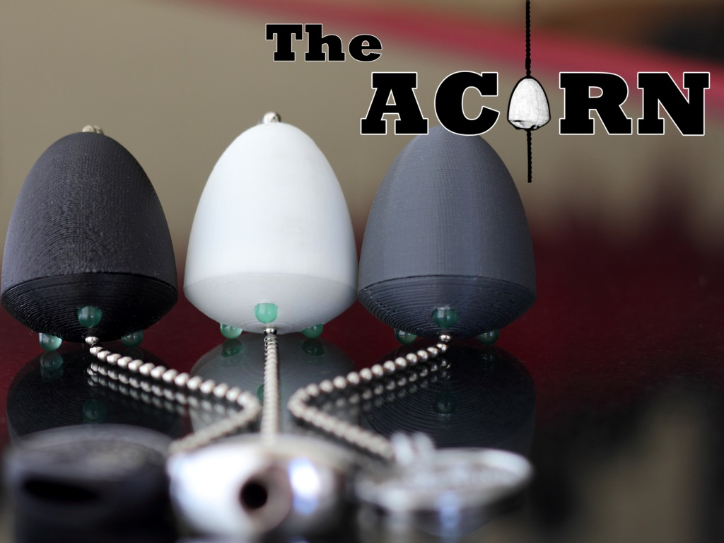 The Acorn: Hassle-Free Universal Fan Speed Indicator's video poster