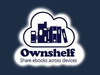 Ownshelf App for sharing eBooks with friends across devices