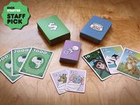 ZU - The Card Game