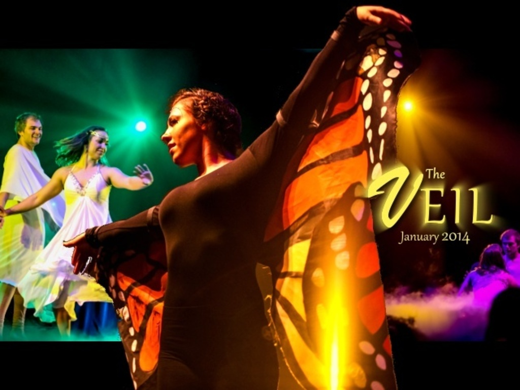 """Unity Dance Troupe Presents """"The Veil""""'s video poster"""