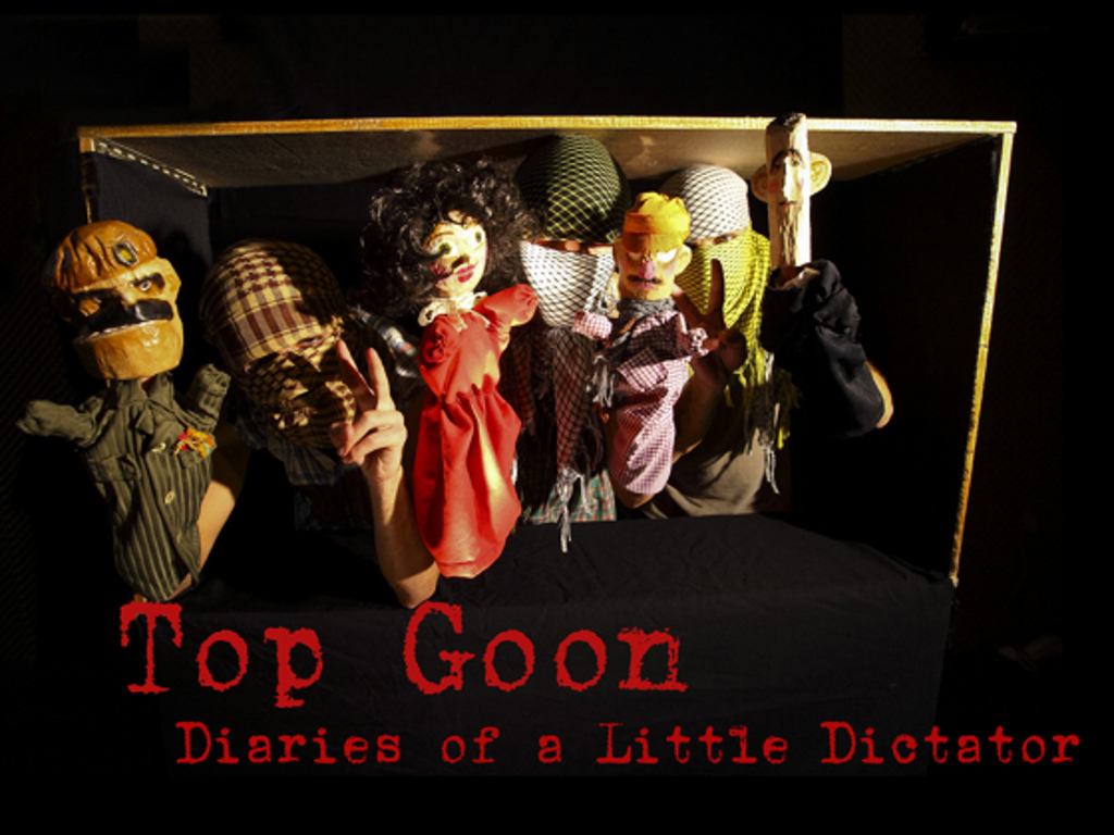 Top Goon--Diaries of a Little Dictator's video poster