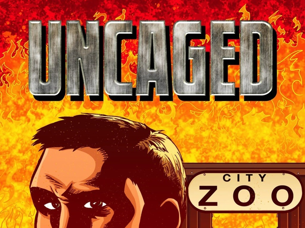 UNCAGED's video poster