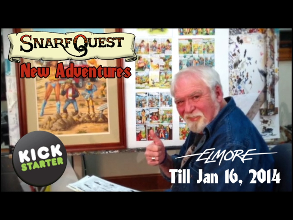 SnarfQuest: Snarf's New Adventure's video poster