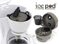 K-pod Coffee: Convert ANY Coffee Maker to use Coffee Singles