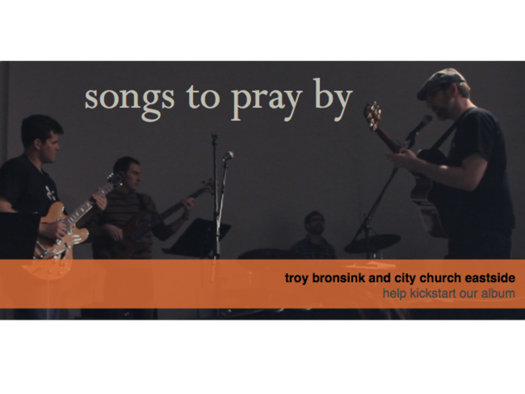 Songs to Pray By's video poster