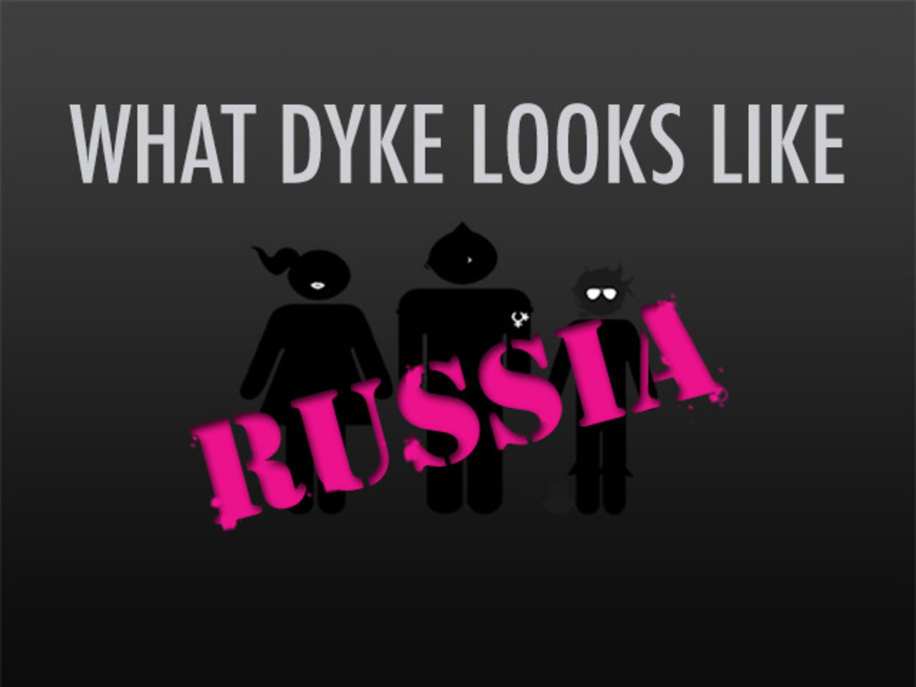 What Dyke Looks Like Portrait Anthology - The Eastern Front's video poster