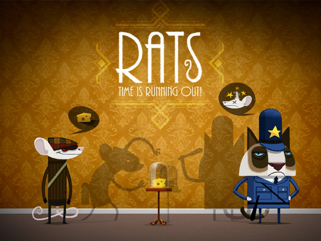 RATS - Time is running out!'s video poster