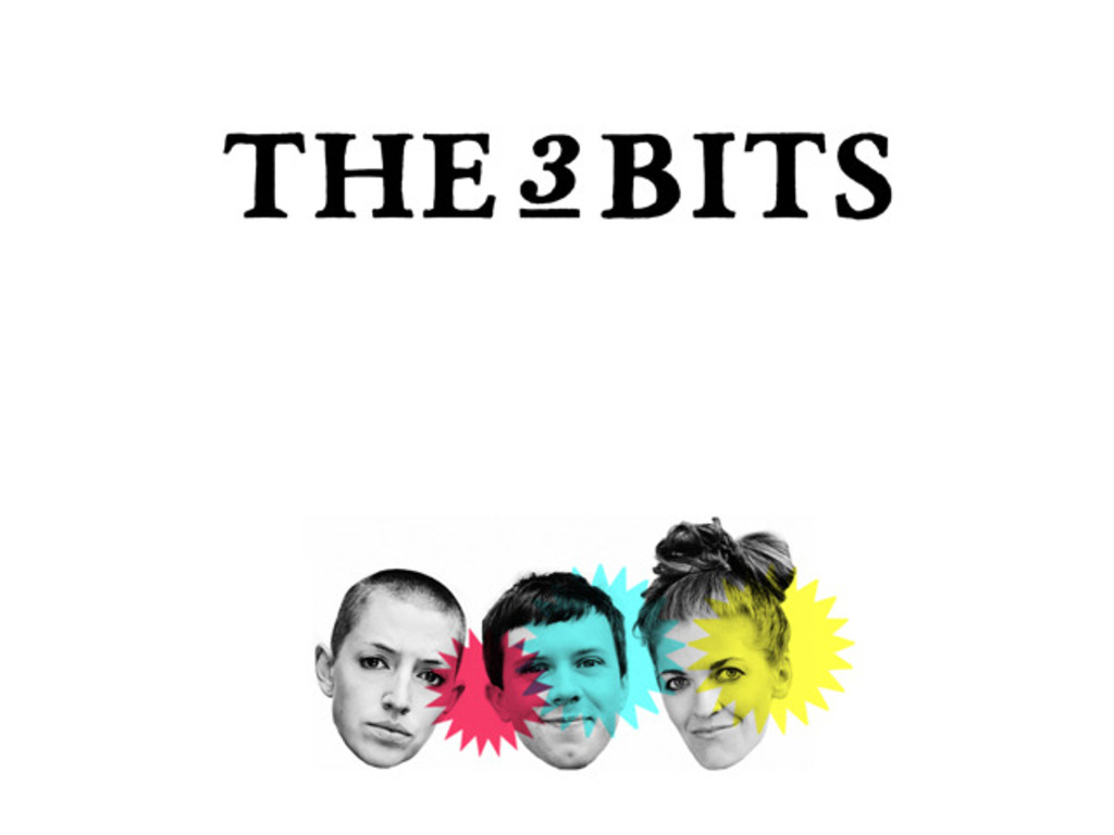 THE 3 BITS web series's video poster