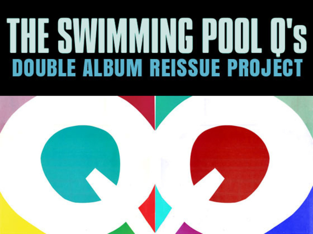 The Swimming Pool Q's Double Album Reissue Project's video poster