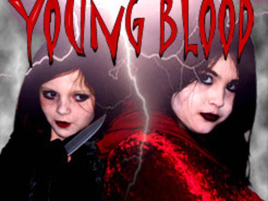 Young Blood's video poster