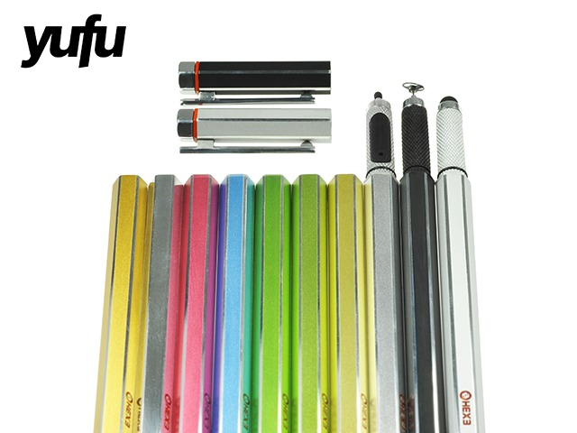 YuFu: The Stylus Perfected. Pressure Sensitive Fine Tip