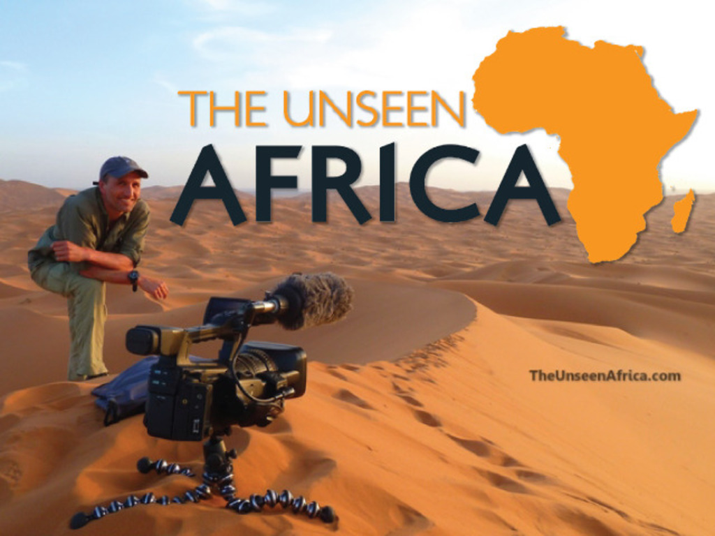 ⋆ The Unseen Africa TV Series - The pilot episode: Morocco's video poster