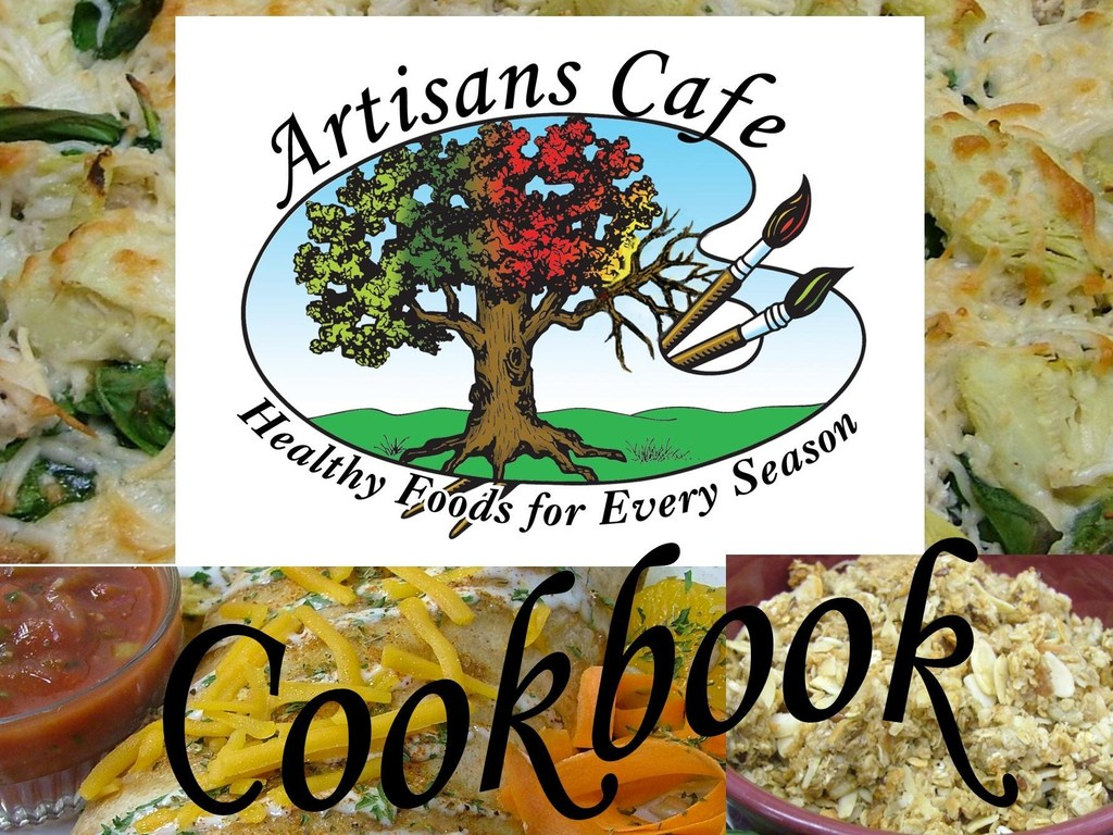 Artisans Cafe Cookbook's video poster