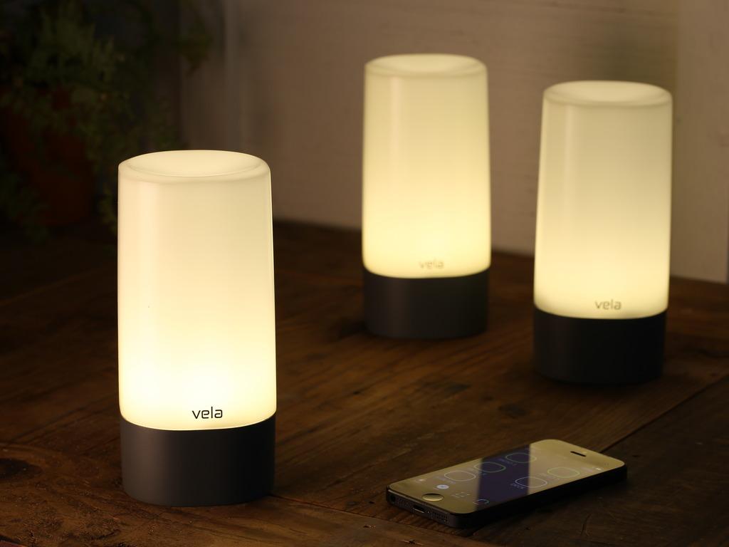 Vela Bluetooth Lantern's video poster