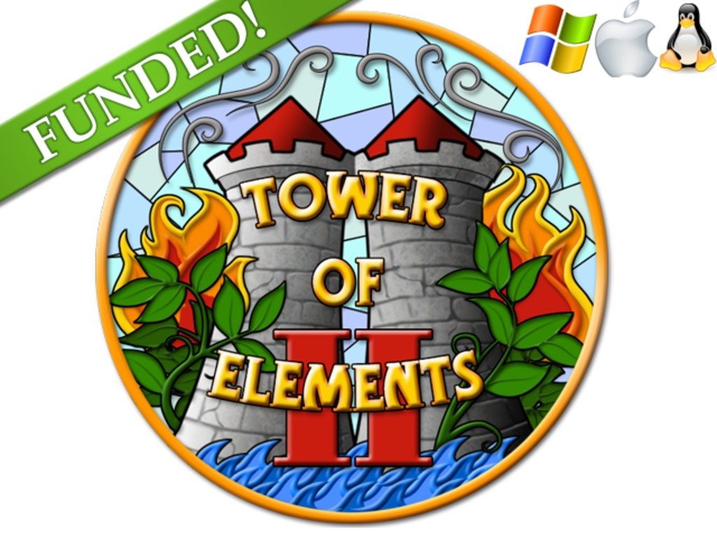 Tower of Elements 2 for PC, Mac, and Linux's video poster