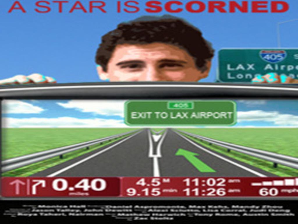 A Star is Scorned CSUN Senior Thesis Film's video poster