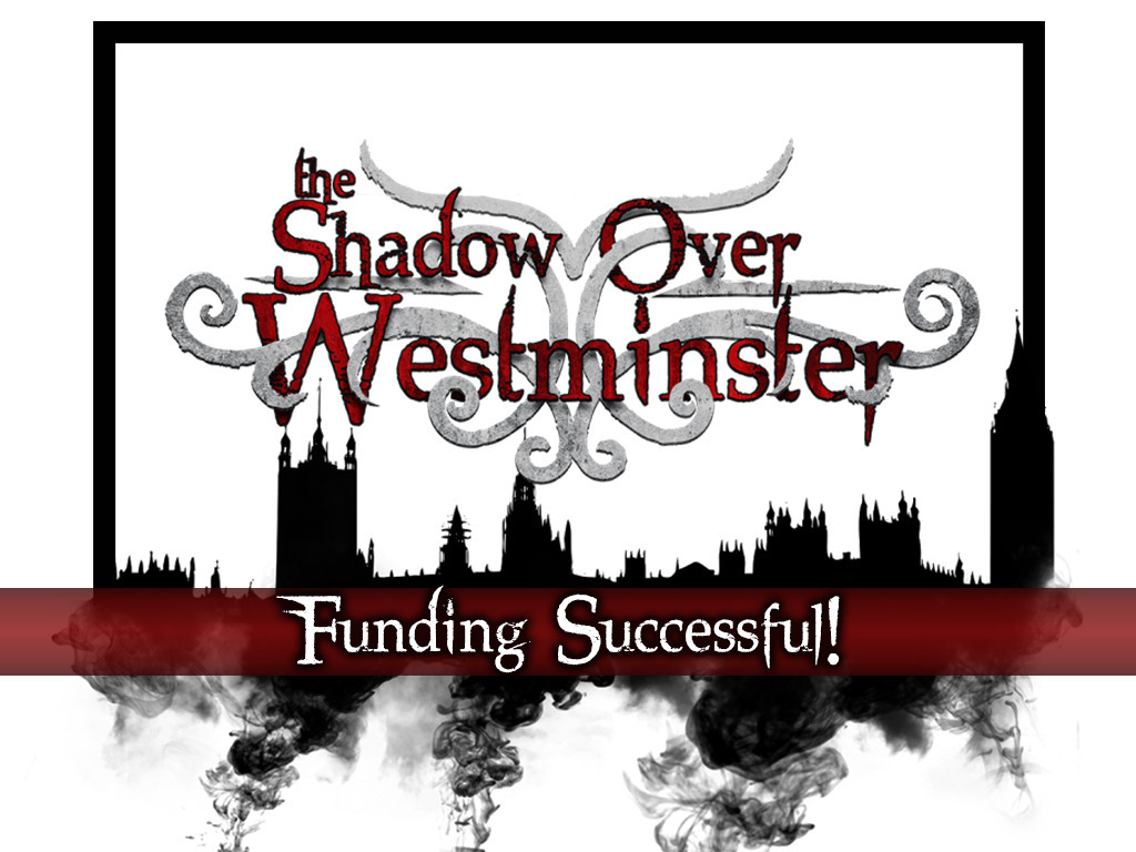 The Shadow Over Westminster: Co-Op Horror Board Game's video poster