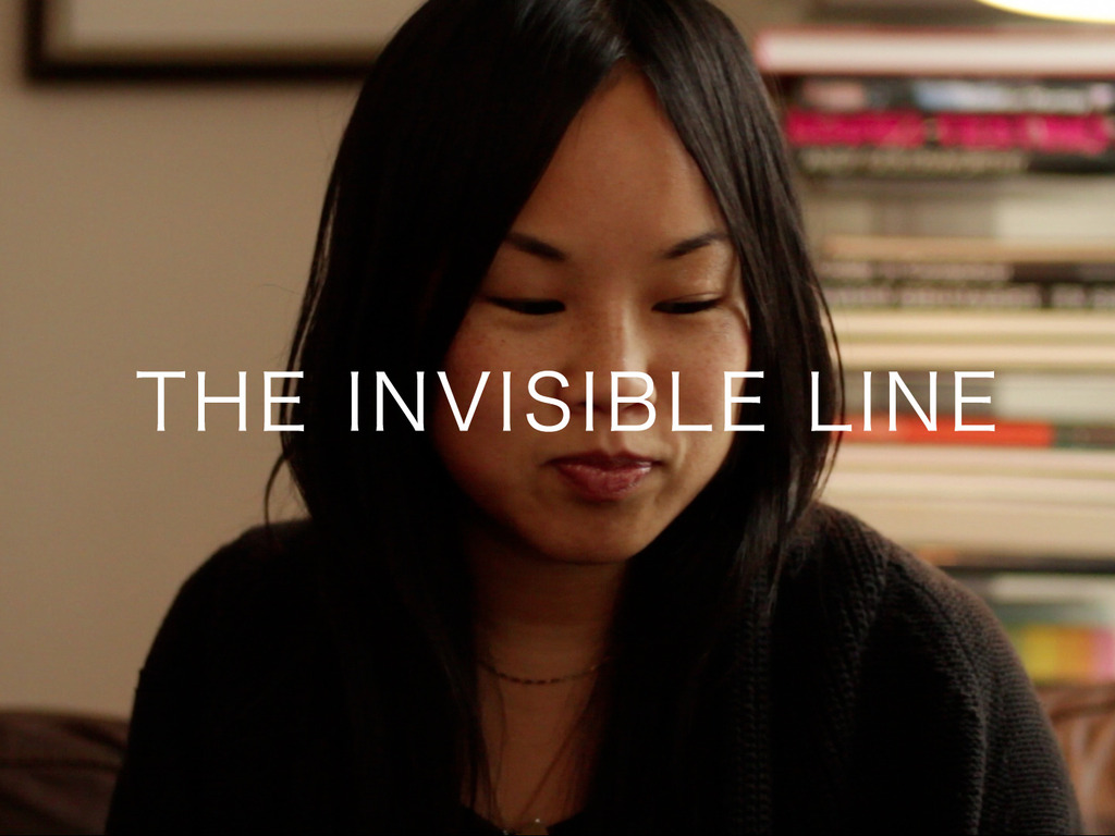 The Invisible Line's video poster