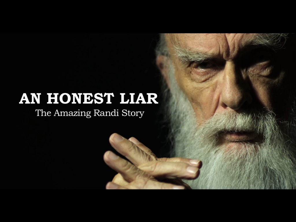 An Honest Liar: The Amazing Randi Story's video poster