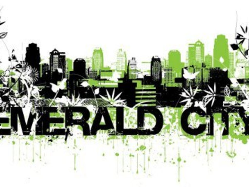 The Roads of Emerald City: Urban Eco-Artist Pioneers's video poster