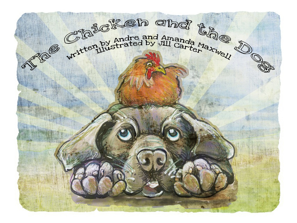 The Chicken and the Dog's video poster