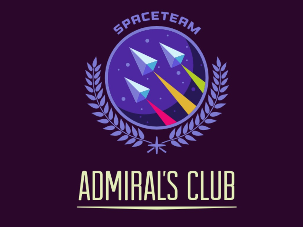 Spaceteam Admiral's Club's video poster