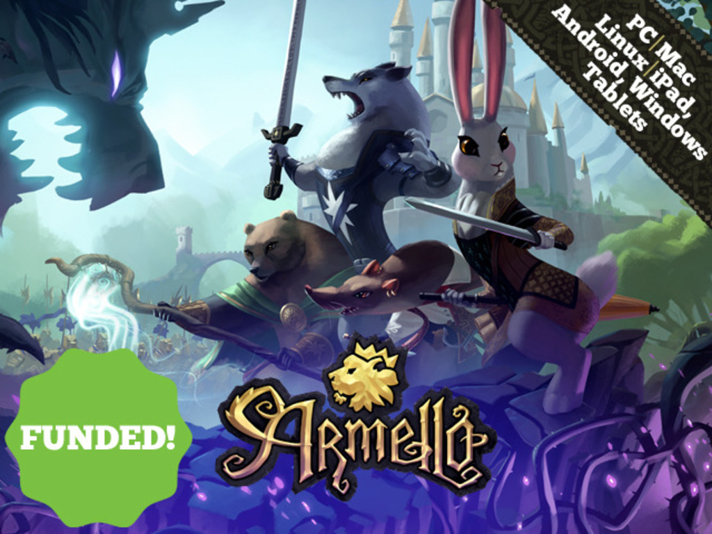 Armello - Bringing Tabletop Adventures to Life's video poster