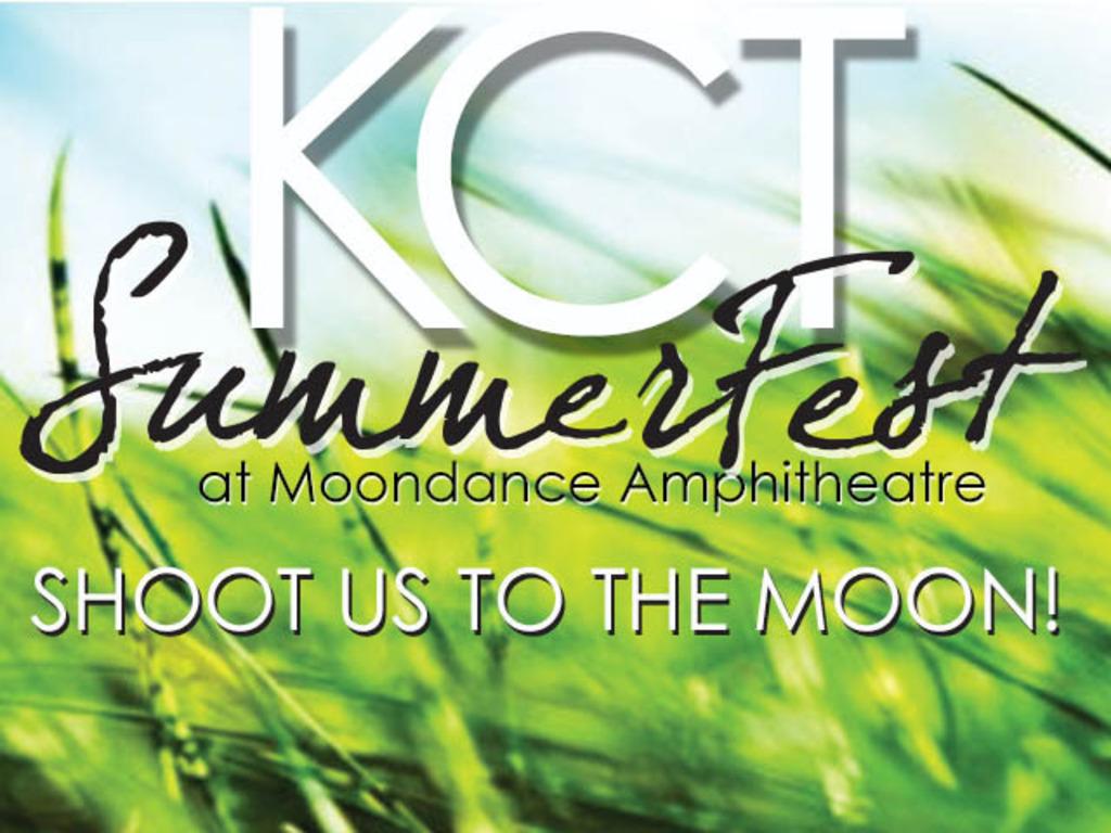 SHOOT US TO THE MOON!!   Lexington SummerFest 2014.'s video poster