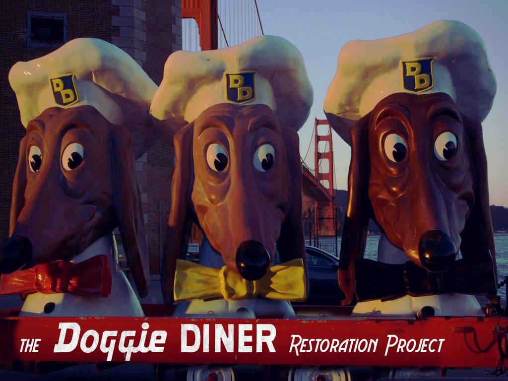 Doggie Diner Makeover's video poster