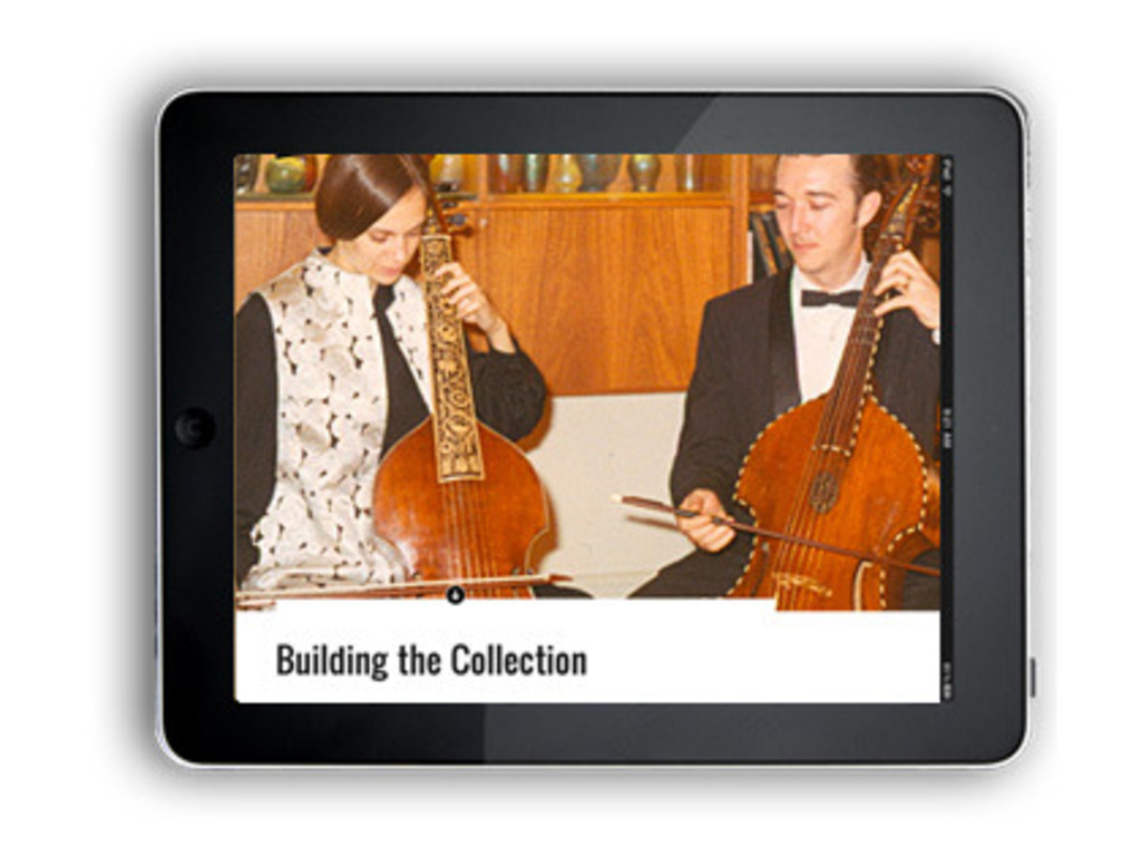 The Caldwell Collection of Viols's video poster